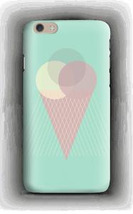Jäätelö minttu kuoret IPhone 6 Plus