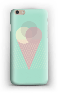 Mint Green Ice Cream case IPhone 6 Plus