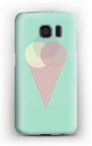 Jäätelö minttu kuoret Galaxy S6