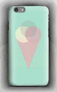Glass mintgrön skal IPhone 6s