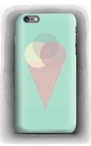 Jäätelö minttu kuoret IPhone 6s Plus