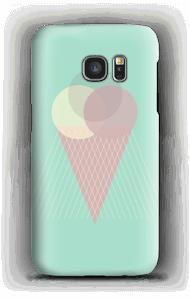 Jäätelö minttu kuoret Galaxy S7