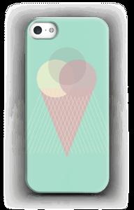 Mint Green Ice Cream case IPhone SE