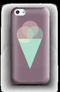 Jäätelö violetti kuoret IPhone 5c