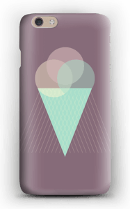 Purple Ice Cream case IPhone 6