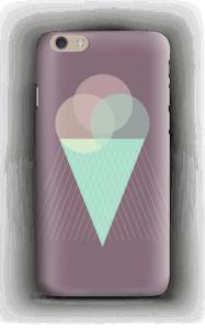 Jäätelö violetti kuoret IPhone 6 Plus
