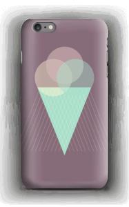 Jäätelö violetti kuoret IPhone 6s Plus