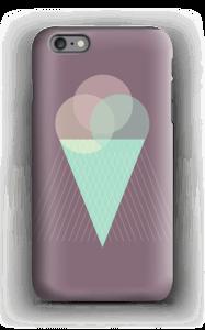 Jäätelö violetti kuoret IPhone 6s Plus tough