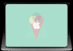 "Mintgroen ijs Skin MacBook Pro Retina 13"" 2015"