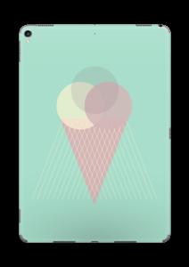 Jäätelö minttu tarrakuori IPad Pro 10.5