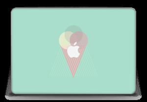 "Jäätelö minttu tarrakuori MacBook Pro Retina 15"" 2015"