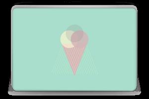 Mint Green Ice Cream Skin Laptop 15.6