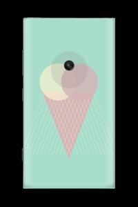 Jäätelö minttu tarrakuori Nokia Lumia 920