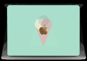 "Mint Green Ice Cream Skin MacBook 12"""