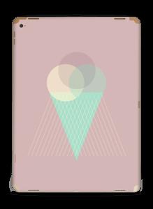 Pinkish Ice Cream Skin IPad Pro 12.9