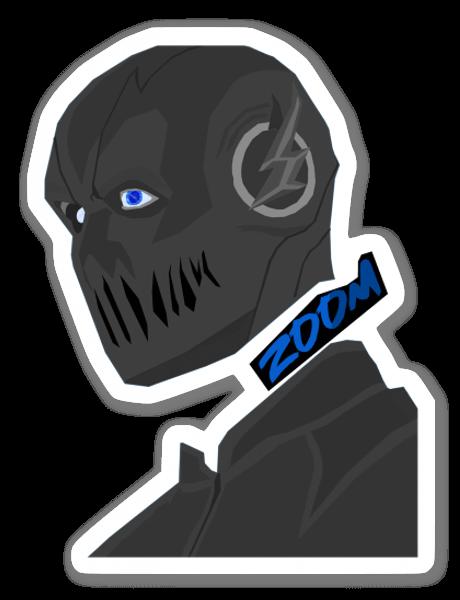 ZOOM sticker