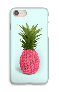 Rose ananas cover IPhone 8