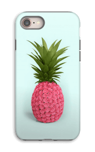 Rosa ananas deksel IPhone 8 tough