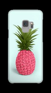 Rosa Ananas Handyhülle Galaxy S9
