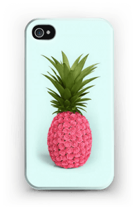 Pink pineapple case IPhone 4/4s
