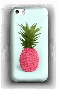 Pinkki ananas kuoret IPhone 5c