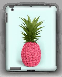 Pinkki ananas kuoret IPad 4/3/2