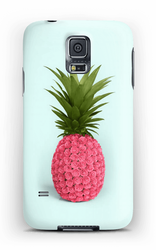 new concept a9e2f 1cd25 Pink pineapple - Galaxy S5 case