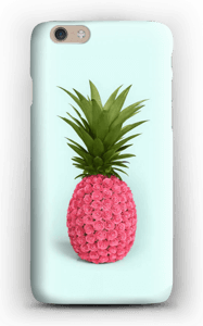 Pink pineapple case IPhone 6