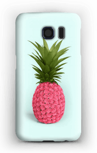 Pink pineapple case Galaxy S6