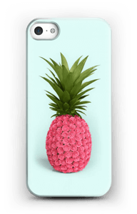 Pink pineapple case IPhone SE