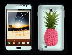 Pineapple rose Skin Galaxy Note