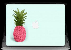 "Pinkki ananas tarrakuori MacBook Air 13"""