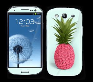 Ananas rose Skin Galaxy S3