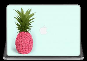 "Pinkki ananas tarrakuori MacBook Pro Retina 15"" 2015"