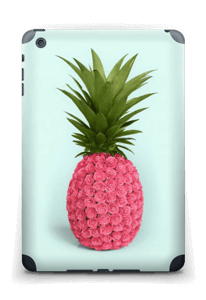 Pinkki ananas tarrakuori IPad mini 2 back