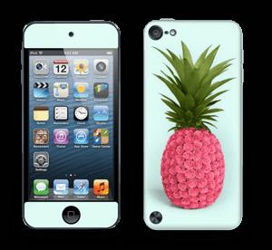 Pinkki ananas tarrakuori IPod Touch 5th Gen