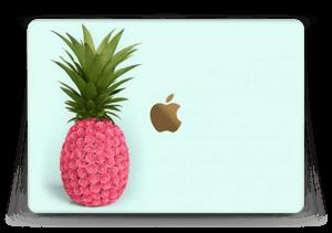 """Pineapple rose Skin MacBook 12"""""""