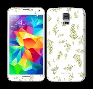 Saniaiset tarrakuori Galaxy S5