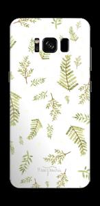 Ormbunke Skin Galaxy S8