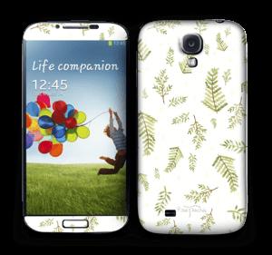Saniaiset tarrakuori Galaxy S4