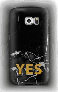 YES! deksel Galaxy S6 Edge