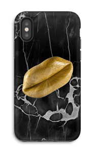 Golden Kiss case IPhone X tough
