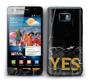 YES YES YES !  Skin Galaxy S2