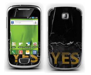 YES YES YES !  Skin Galaxy Mini