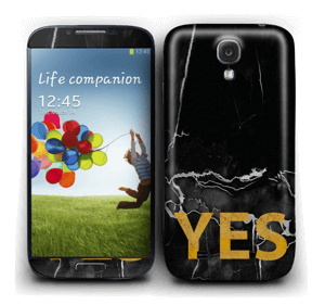 YES YES YES ! Skin Galaxy S4