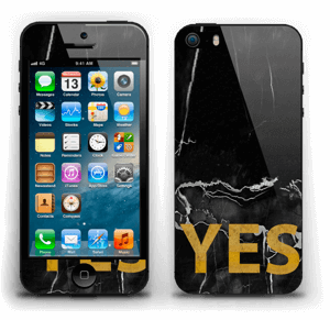 YES YES YES ! Skin IPhone 5s