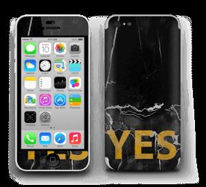 YES! tarrakuori IPhone 5c