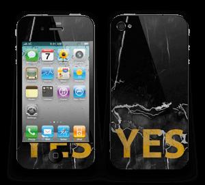 YES! tarrakuori IPhone 4/4s