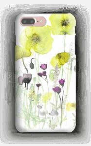 Villblomster deksel IPhone 7 Plus