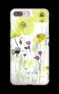 Fleurs sauvages Coque  IPhone 8 Plus